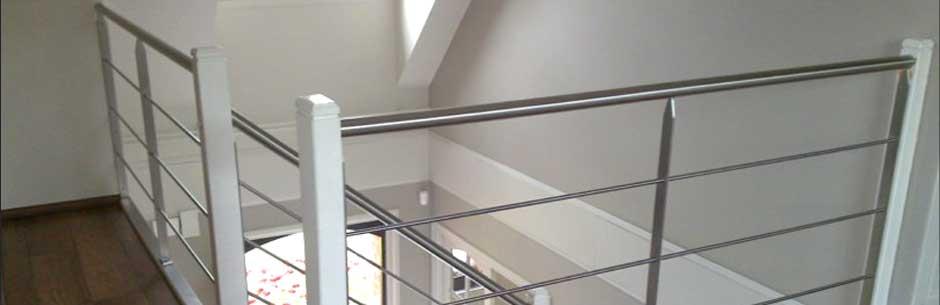 Charpente métallique type loft : Métallerie Petite charpente ...