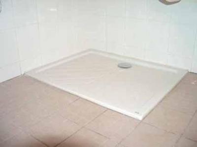 Aménagement salle de bains pour PMR (personne à mobilité réduite)