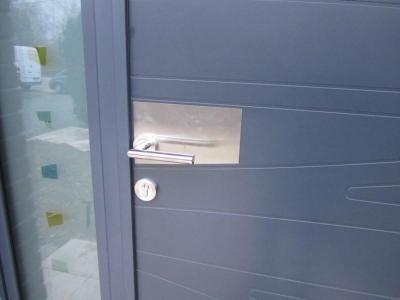 Porte d'entrée GRANIT monobloc