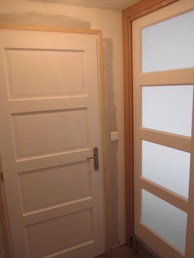 Simples portes, planes, post formées ...