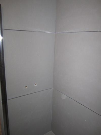Aménagement complét d'une salle de douches