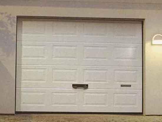 porte sectionnelle habitation menuiserie ext rieure porte et fermeture de garage. Black Bedroom Furniture Sets. Home Design Ideas