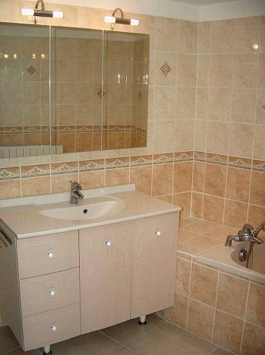Salle de bain sanitaire for Sanitaire salle de bain