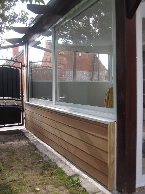 Amenagement d une veranda photos de conception de maison for Amenagement interieur veranda