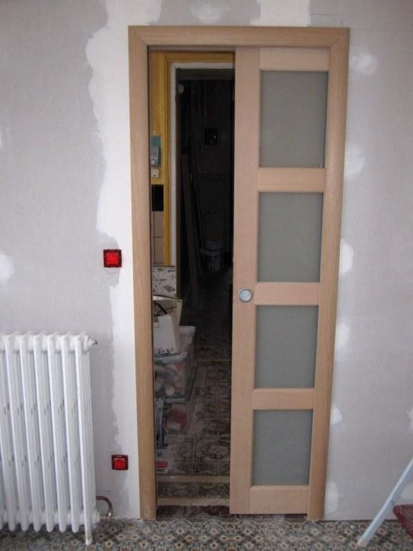 Porte de renovation interieur